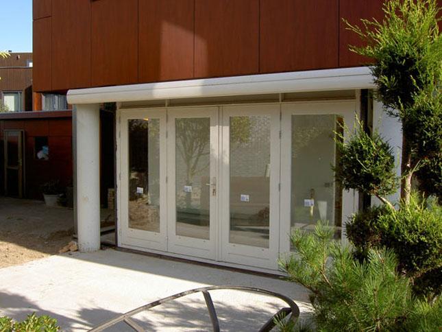 Breedte Openslaande Deuren : Seizoenen pui tuindeuren opmaat openslaande houten tuindeuren